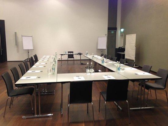 Hotel Belvoir Swiss Quality: Один из конференц-залов