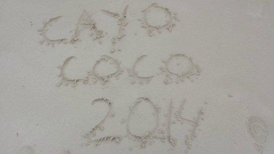 Memories Flamenco Beach Resort : Cayo coco