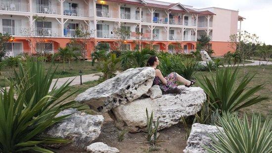 Memories Flamenco Beach Resort : Bloc 5
