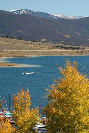 Dillon Reservoir: Lots of Boating, both power and sailing.