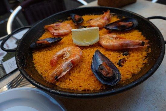 Taberna Berrocal Seville Spain