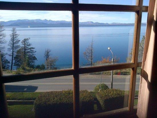 Pailahue Lodge & Cabanas: vista desde la cabaña