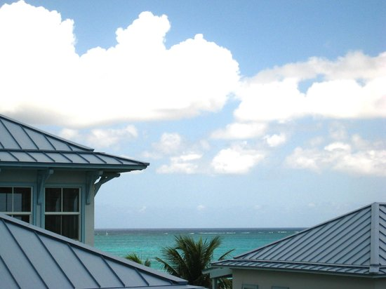 Beaches Turks & Caicos Resort Villages & Spa : View from the roof top