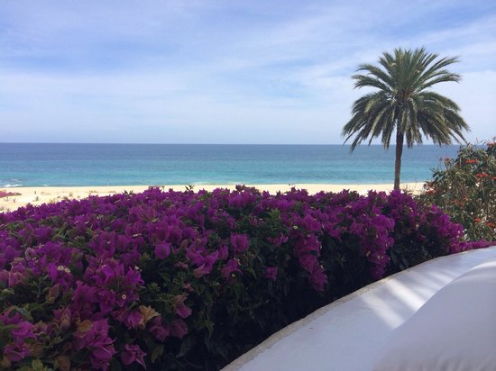 Las Ventanas al Paraiso, A Rosewood Resort: View from ocean view suite with roof top terrace