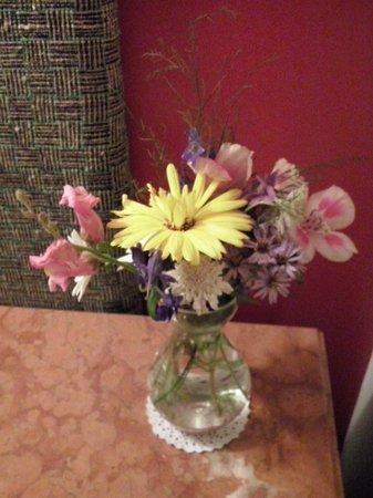 MadreTierra Patagonia: Flores sempre trocadas