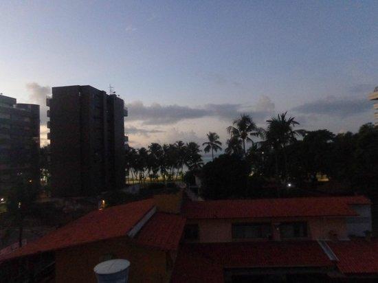 Tambaqui Praia: Vista do Quarto