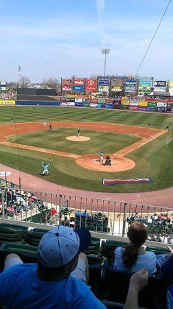 Coca-Cola Park: The Ball Game
