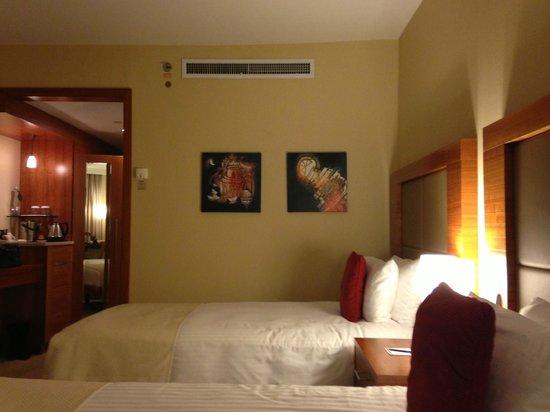 Hilton Prague: Номер