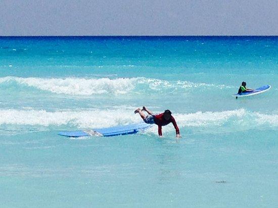 360 Surf School: Cowabunga!