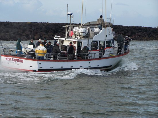 The other boat picture of captain s reel deep sea for Deep sea fishing newport oregon
