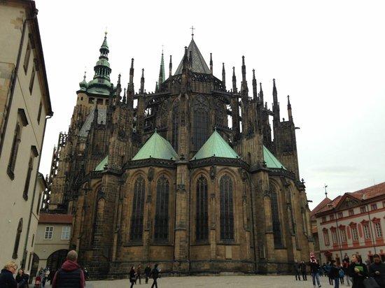 Château de Prague : Собор Святого Вита
