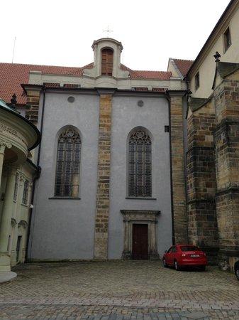 Château de Prague : Смешение времен