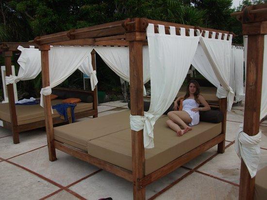 Grand Sirenis Riviera Maya Resort & Spa : Piscinas tranquilas