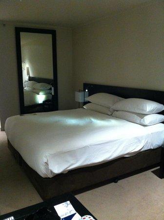 Hilton Adelaide: double room