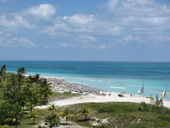 Blau Marina Varadero Resort: View of the beach from the Lighthouse