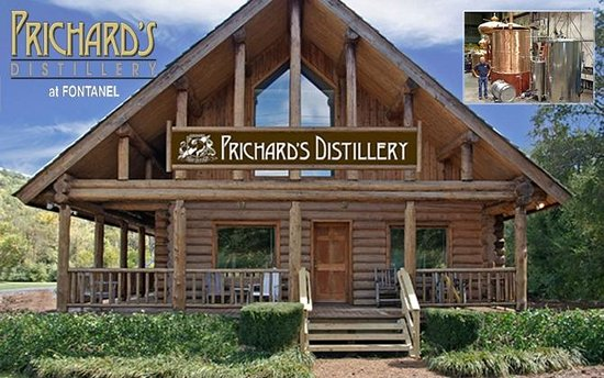 Prichard's Distillery at Fontanel