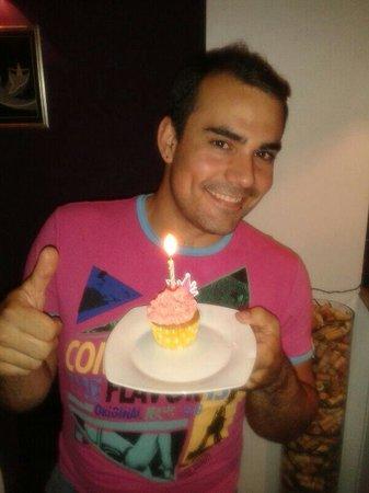 Paneil's: Celebración de mi cumpleaños GRACIAS A TODO EL PERSONAL