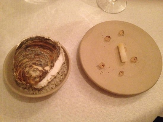 Restaurant AOC : Our first course