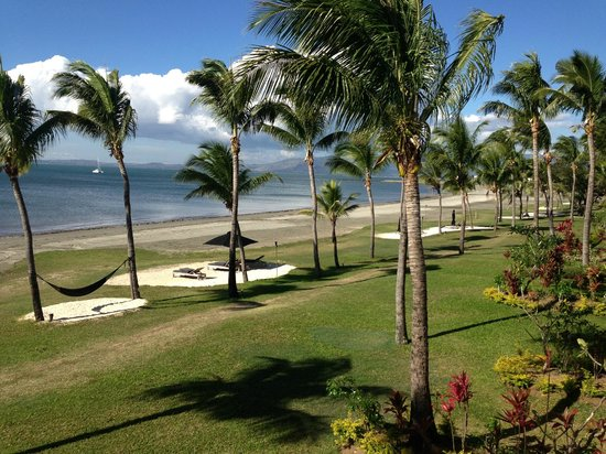 Hilton Fiji Beach Resort & Spa : View from our room