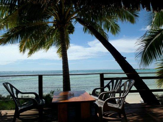 Les Tipaniers (restaurant plage)