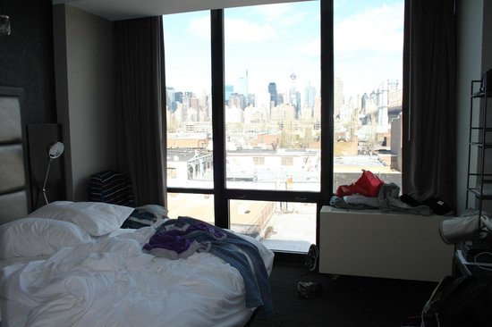Z NYC Hotel : ultimo giorno