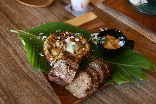 The Palmwood: breakfast