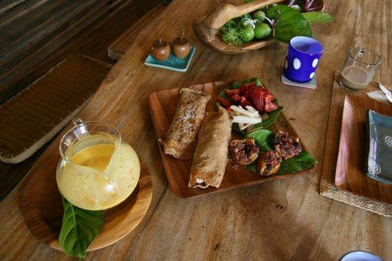 The Palmwood : Breakfast