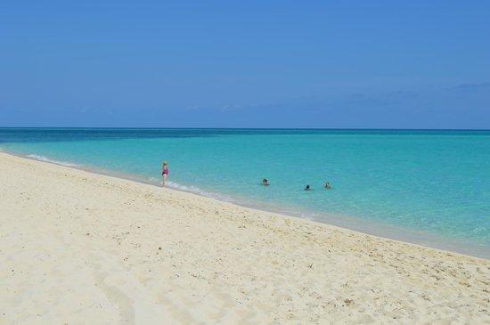 Sol Cayo Santa Maria : playa