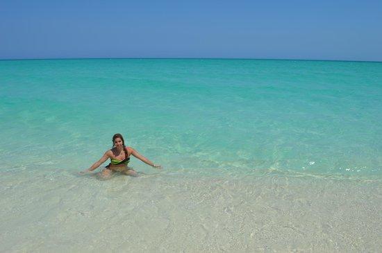 Sol Cayo Santa Maria : el mar de mis sueños
