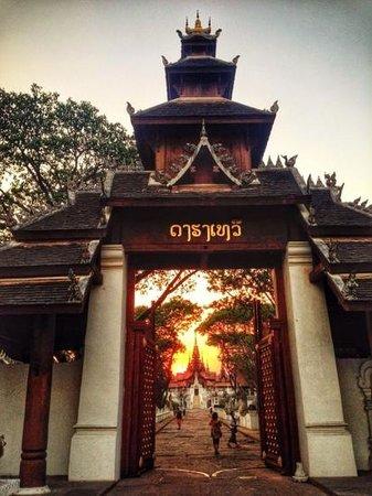 The Dhara Dhevi Chiang Mai : Gate to heaven