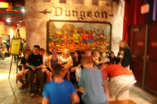 Medieval Times: Dungeon