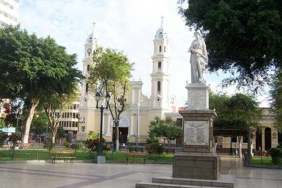 Plaza de Armas de Piura