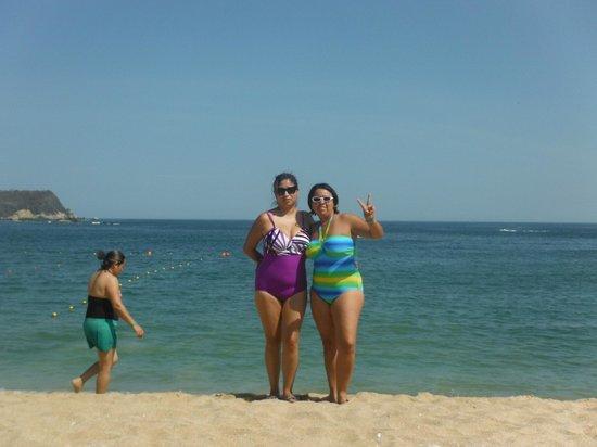 Park Royal Huatulco : disfrutando del sol y la playa