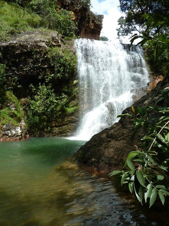 Chapada Imperial natural reserve: Cachoeira imperial