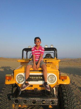 La Paz Sand Dunes: amazing 4x4 ride!!!