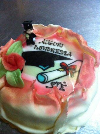 La Brasserie: Laurea