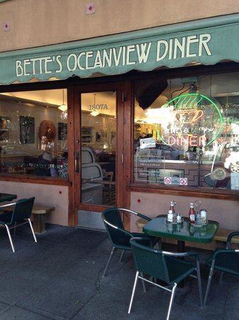 Photo of American Restaurant Bette's Oceanview Diner at 1807 4th St, Berkeley, CA 94710, United States