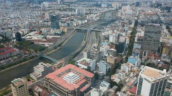 Hoi An Express : View of Saigon
