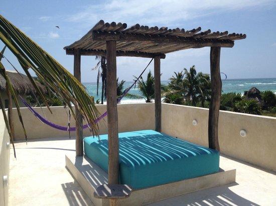 My Way Boutique Hotel: Rooftop of Imperial (and Caribbean)