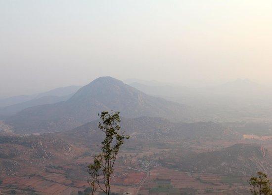 Nandi Hills: hill view