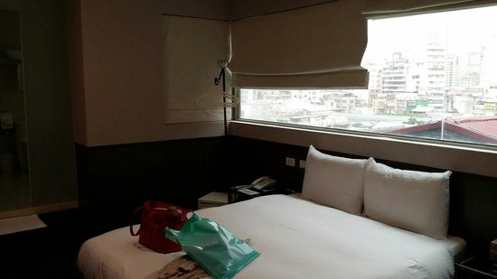 ECFA Hotel Wan Nian : Bedroom at level 7
