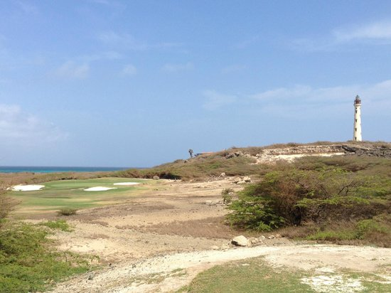 Tierra del Sol Resort & Golf: Golf Course View and Lighthouse