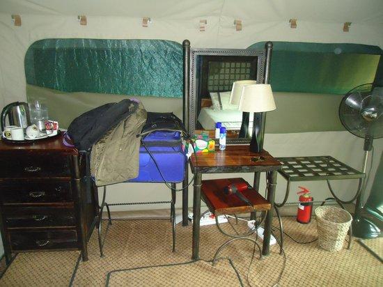 Tydon Bush Camp : O outro lado