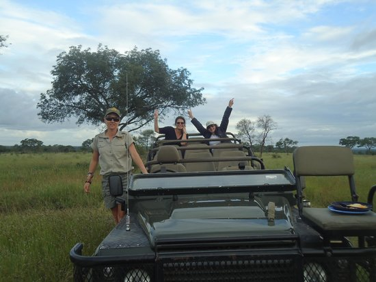 Tydon Bush Camp : Parada no game do por do sol