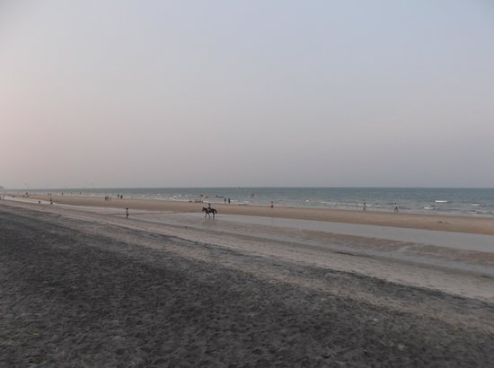 Hyatt Regency Hua Hin : The beach-north