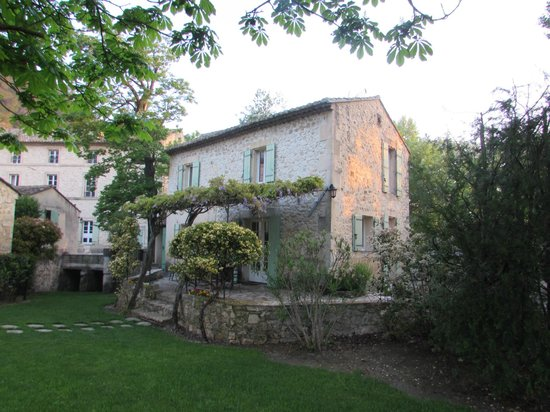 Moulin de la Roque : La Maison du Meunier