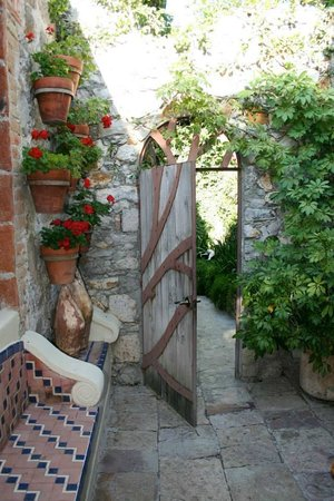 Las Terrazas San Miguel : Charming entrances and private patios