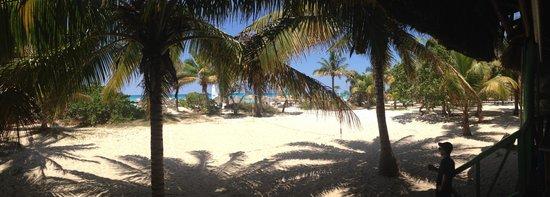 Hotel Roc Arenas Doradas: fronte ristorante sulla spiaggia