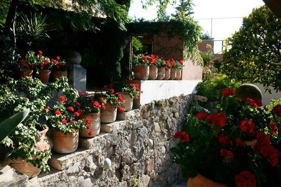 Las Terrazas San Miguel: Beautiful walkways