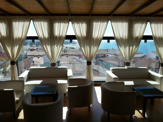 Hotel Cala Bahia: Bar de la azotea